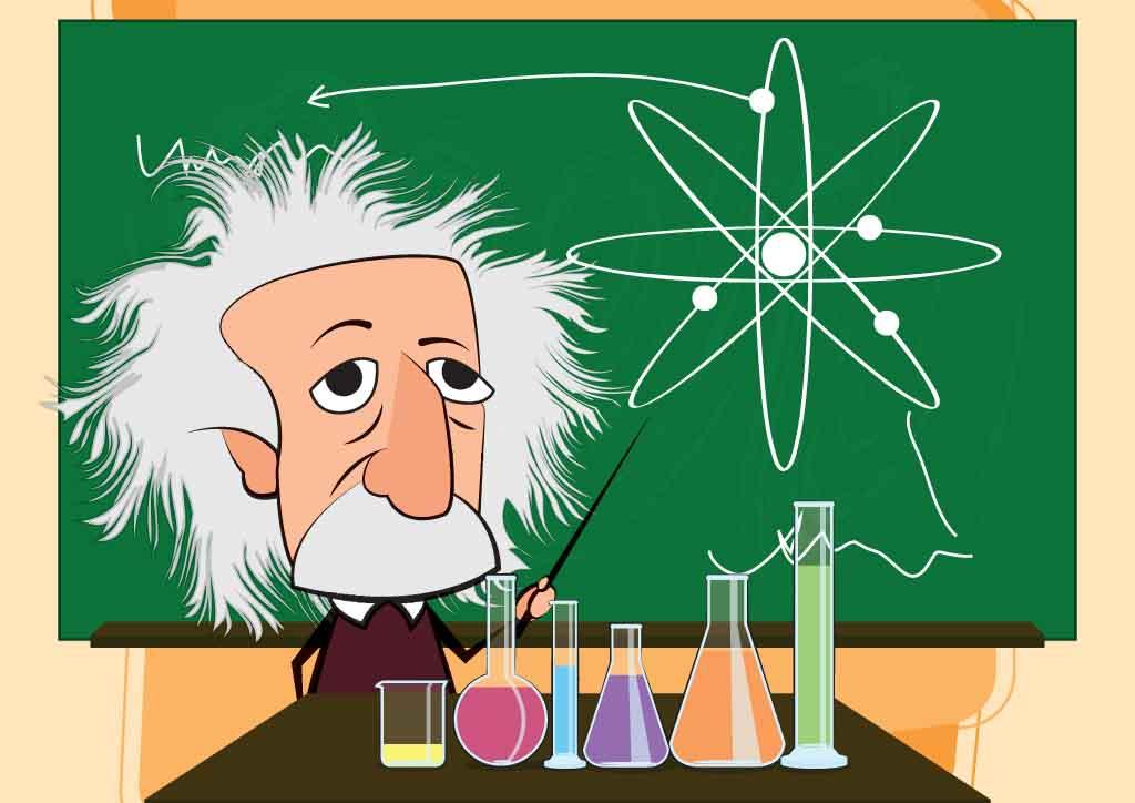 Albert Einstein - German-American physicist