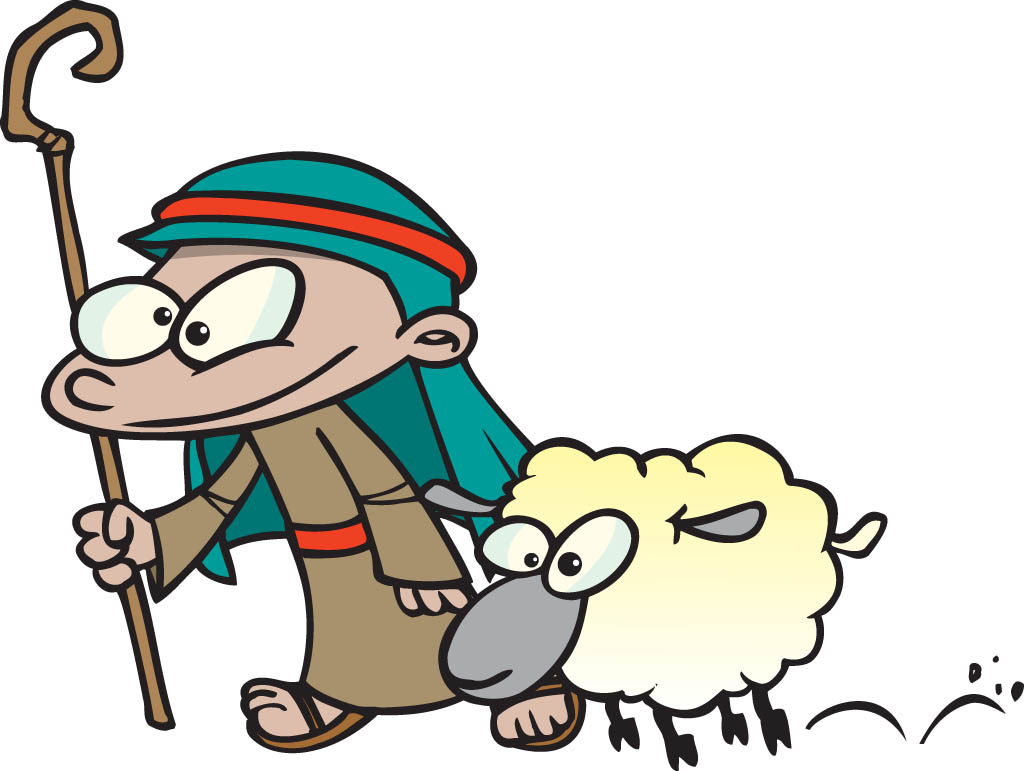 A boy and a sheep: Lonely Kalu - A story for kids