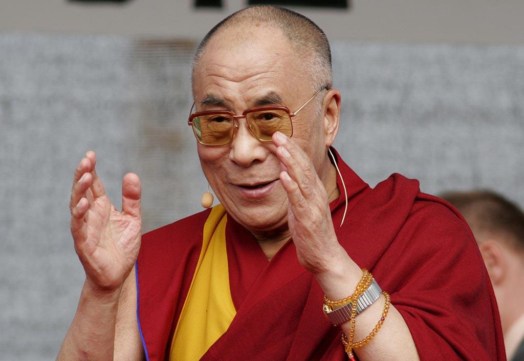 His Holiness the 14th Dalai Lama of Tibet