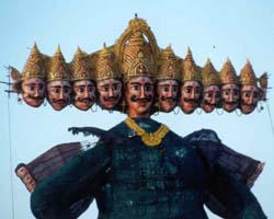 The Story of Dussehra