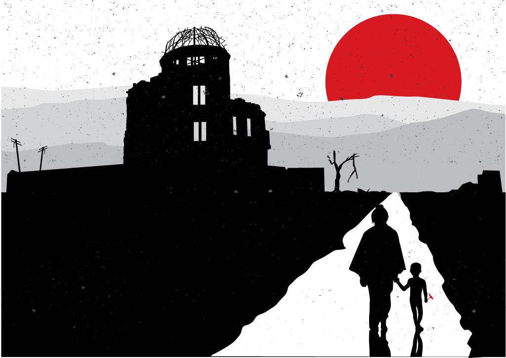 Bombing of Hiroshima and Nagasaki, Japan