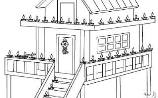 Coloring Pages for Kids | Pitara Kids' Network | 200x320
