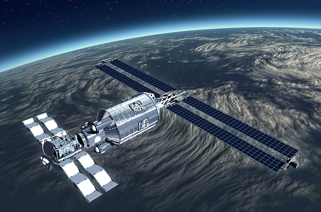 How Do Satellites Stay Up on Forces And Motion Quiz