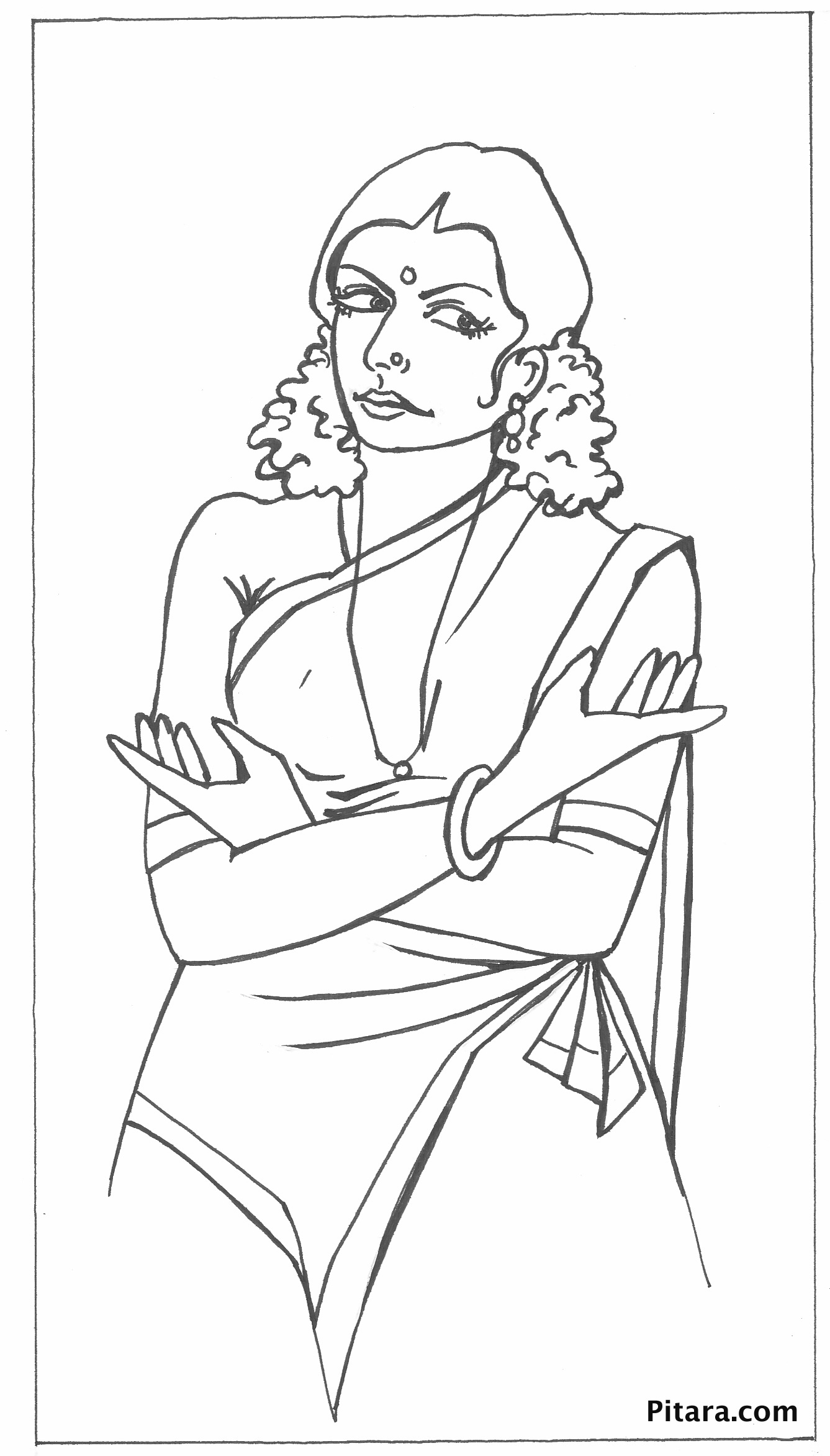 dancing styles coloring pages pitara kids network