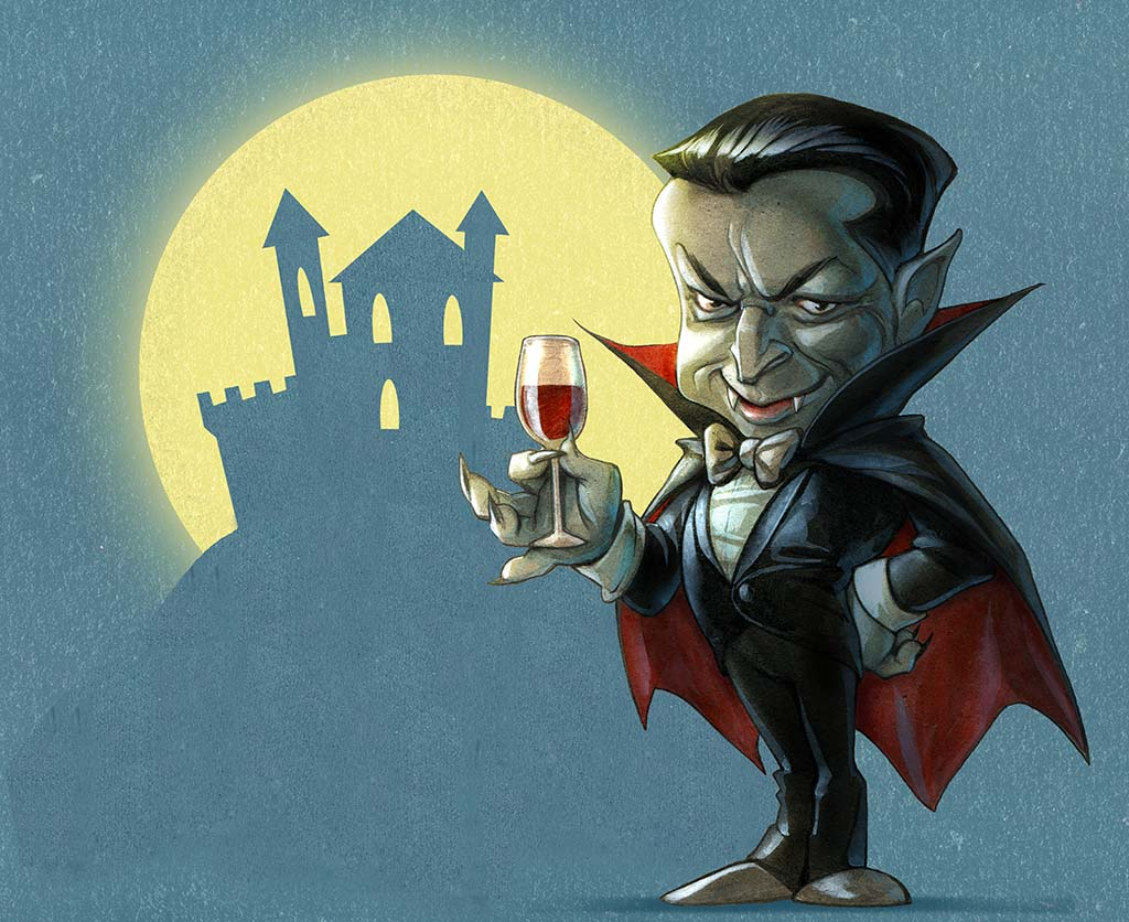 Mystery of Dracula