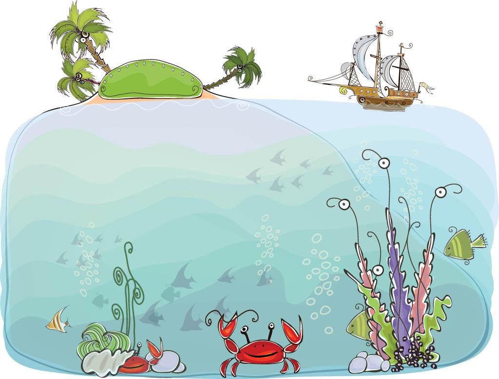 The secrets of the ocean floor pitara kids network for Another word for ocean floor