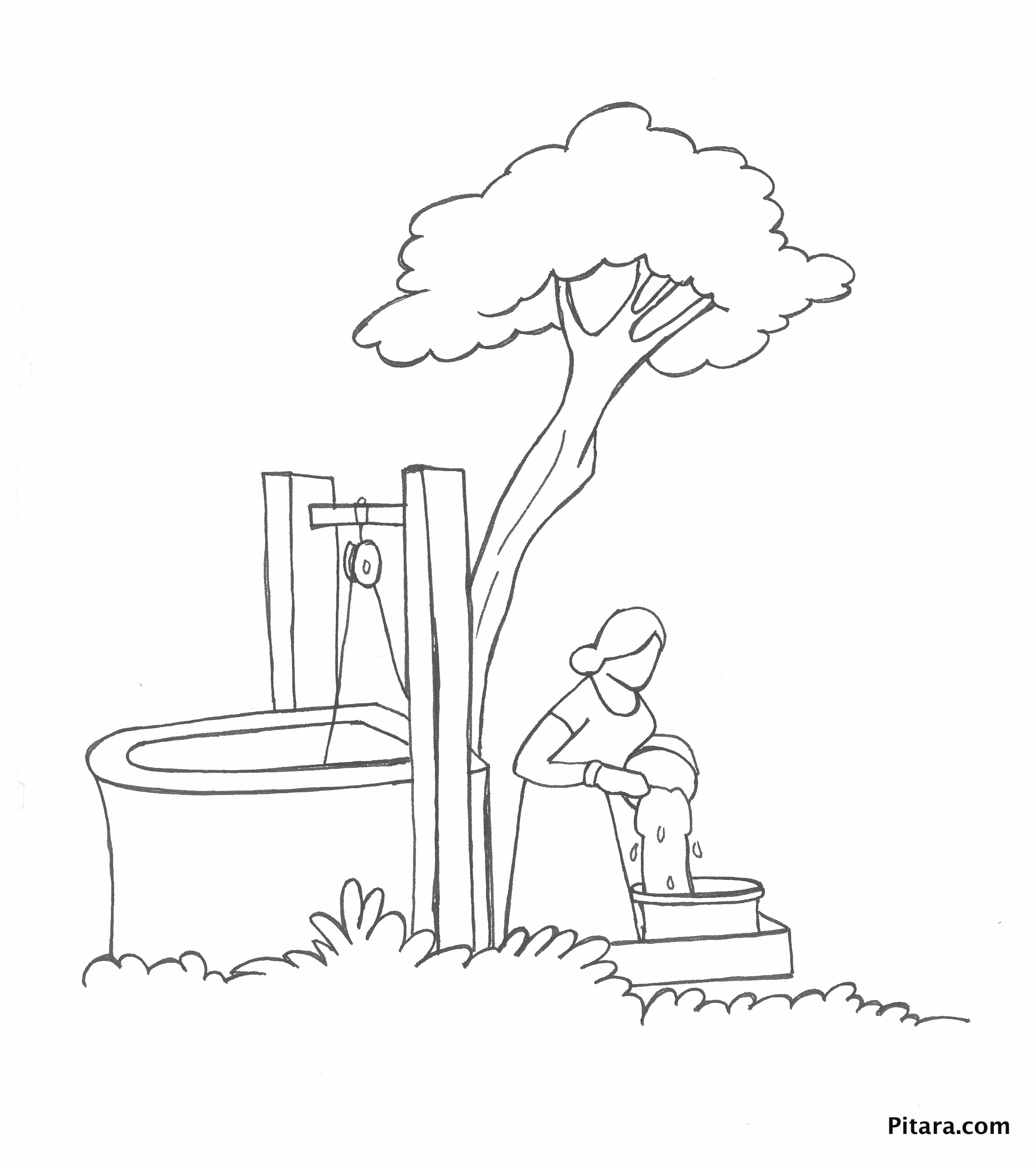 97 ideas Coloring Pages Water on gerardduchemann